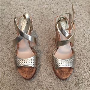 Vince Camuto wedges