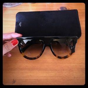 Celine Sunglasses MINT CONDITION WORN TWICE