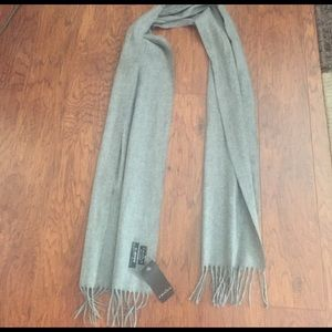 Fraas Accessories - Soft grey scarf