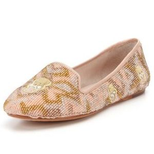 House of Harlow 1960 Shoes - House Of Harlow 1960 Size 38 Beaded Shoes