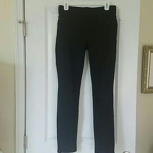 Liverpool Jeans Company Denim - Liverpool black denim jean legging