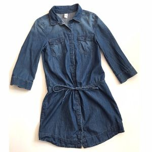 Old Navy Tops - Old Navy denim tunic - size XS