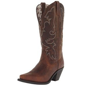 Laredo Shoes - Laredo wide calf women's cowboy boots!!!