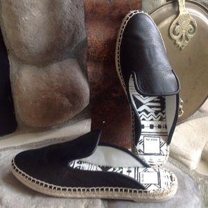 Dolce Vita Shoes - 🍃💕Dolce Vita Leather Slip On Mule Espadrille