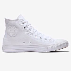 Converse Other - 🎉1 HOUR SALE!  CONVERSE MENS CHUCK TAYLORS WHITE