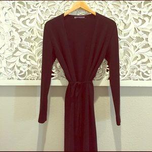 Autumn Cashmere Tops - Autumn Cashmere Long Sweater