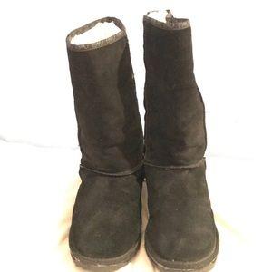 Emu Shoes - Emu brand mid calf black winter boots size 9