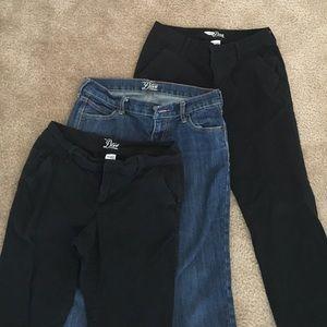 Old Navy Pants - Old navy pants bundle