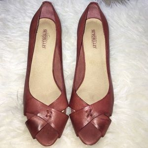 Seychelles Shoes - Seychelles Leather Size 7.5
