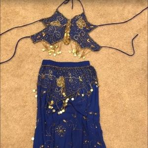Other - Belly dancing outfit