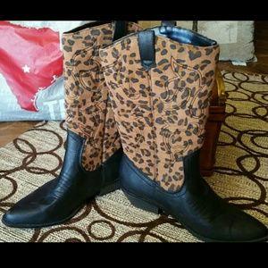 Rue 21 cowboy boots