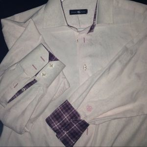Stone Rose Other - Stone rose long sleeve button shirt