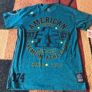 Affliction Other - Men's American Fighter shirt sz XL v neck NWT