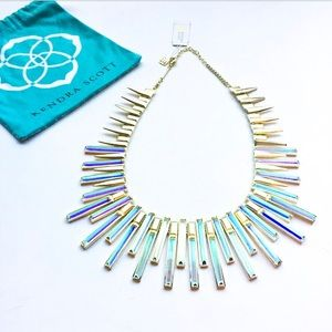Kendra Scott Jewelry - ❗️FINAL PRICE❗️NWT Kendra Scott Dichroic Necklace