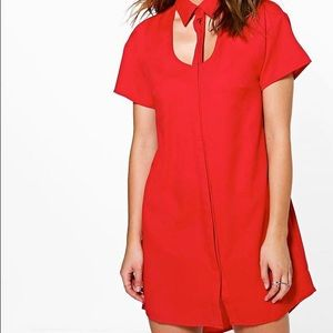 Boohoo Dresses & Skirts - Dress with Collar