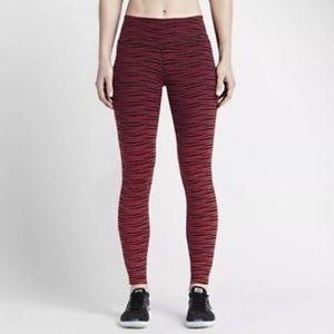 Nike Pants - New Nike Legendary Swell Engineered Printed Tight