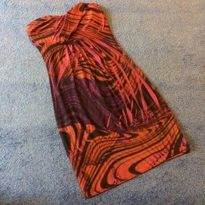 Wet seal dress