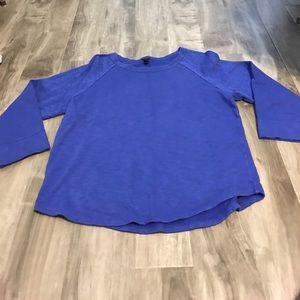 J.Crew cotton sweatshirt