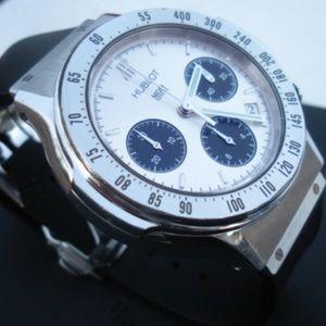 Rolex Accessories - Authentic Hublot MDM Geneve