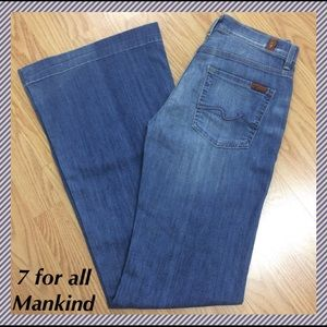 NWT 7 for all Mankind Ginger size 27 x 34""