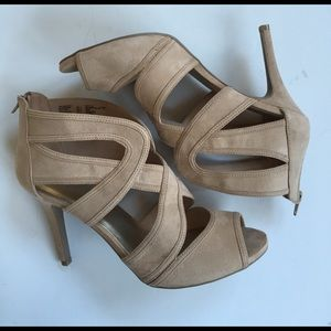 Christian Siriano Shoes - NWOT Christian Siriano/Payless heels
