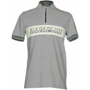 Napapijri Other - NAPAPIJRI Zip Closure T-shirt Men Sz XXL (RARE)