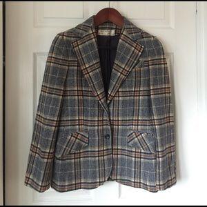 Vintage Jackets & Blazers - 🔥Clearance Sale🔥Vintage 100% Cashmere Jacket