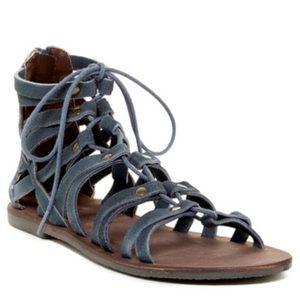 Rebels Shoes - NWOT Rebels Jonah Suede Sandal