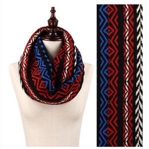 Accessories - Reversible & Thick Winter Scarf