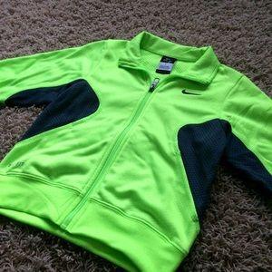 Nike Other - New Nike Boy's Dri-Fit Full Zip Track Jacket