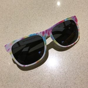 RetroSuperFuture Accessories - Retrosuperfuture tie dye sunglasses