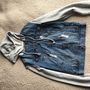 Rue21 Jackets & Blazers - Rue 21 denim jacket