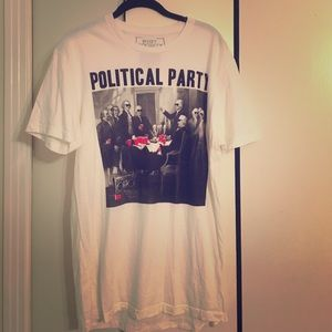 riot society Other - Riot Society 'political party' tee