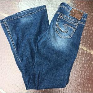 Silver Jeans Denim - Silver Jeans Pica Flare