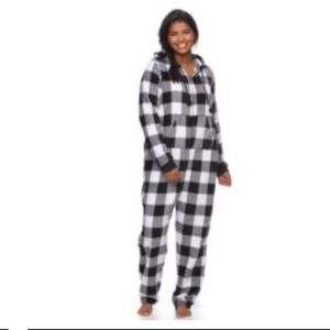 Other - Plus size plush onsie