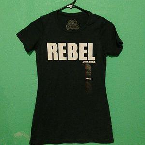 Star Wars Tops - REBEL t-shirt