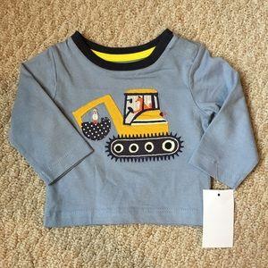 Mini Boden Other - Boden digger shirt