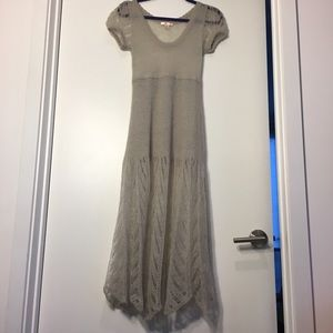 Lux Dresses & Skirts - NWOT Sheer Urban Outfitters Sweater Dress
