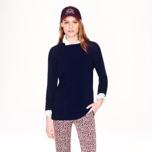 J. Crew Sweaters - J.Crew Collection Cashmere Pocket Tunic