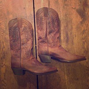 Dan Post Shoes - LIKE NEW Dan Post Cowboy Boots