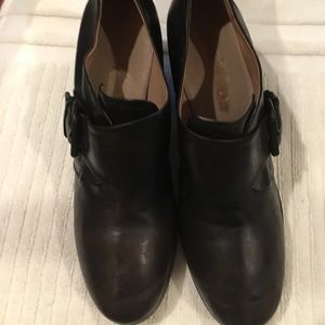 Marsell Shoes - MARSELL black brown leather booties