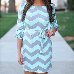 Dresses & Skirts - 💕 ONE DAY SALE 💕 Chevron Dress