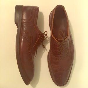 Allen Edmonds Other - Brown leather Allen Edmonds oxfords