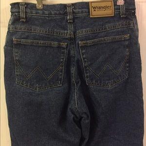 Wrangler Denim - Wrangler Flannel Lined Jeans sz 5/6