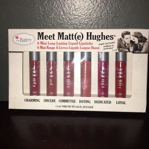 Armor Lux Other - Matte lipgloss set BRAND NEW