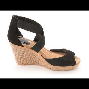 Giani Bernini Shoes - Giani Bernini open-toe Wedge Sandles sz 7.5M black