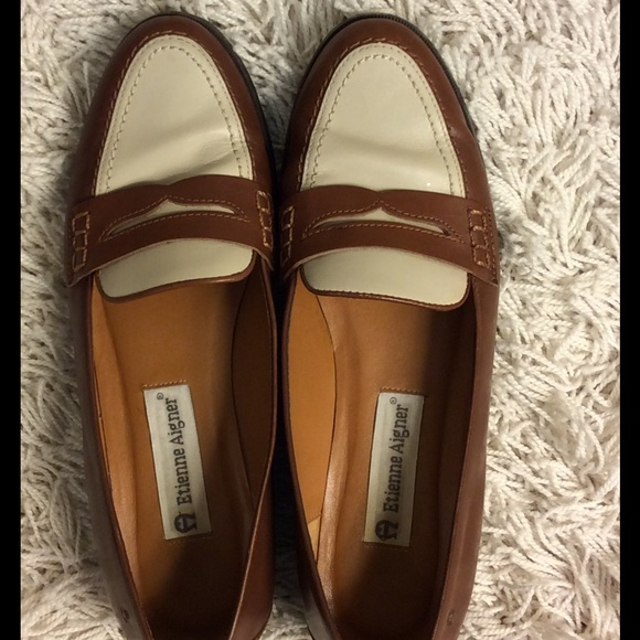 d293801fee2 Etienne Aigner Shoes - Etienne Aigner leather uppers Michele loafers