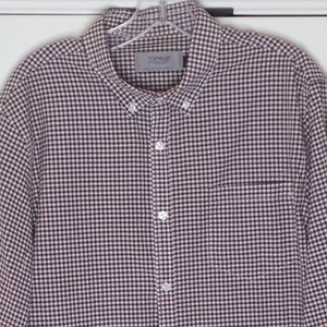 Topman Other - 🔥 MENS SALE NOW! Topman Micro Check Shirt