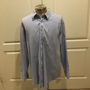 James Campbell Other - James Campbell men's dress shirt XXL Button Up