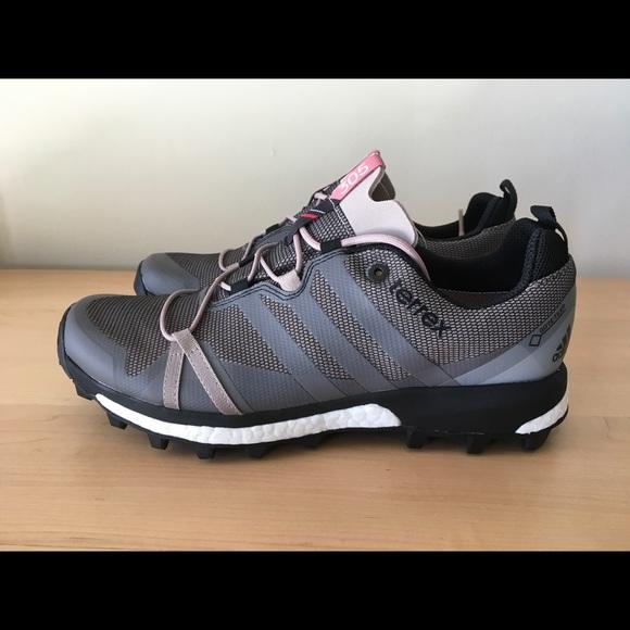 Adidas Terrex Agravic GTX Women's Shoes NWT